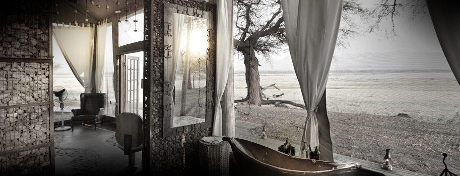 the perfect safari tent