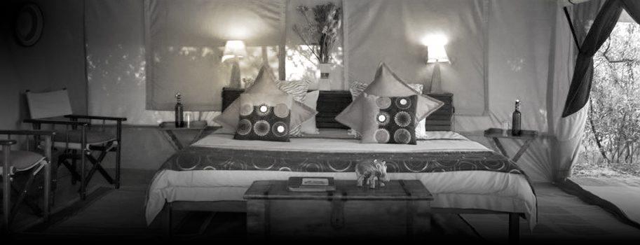 luxury safari tent info